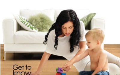 Radiant floor heating eliminates noise, dust and drafts