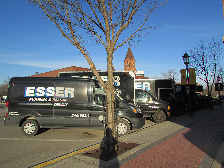 Photo Gallery - Esser Plumbing